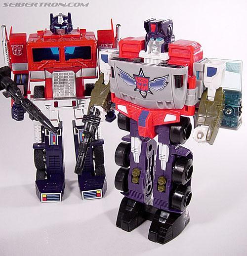 Transformers Machine Wars Optimus Prime (Image #54 of 101)