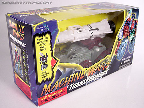 Transformers Machine Wars Soundwave (Image #2 of 61)