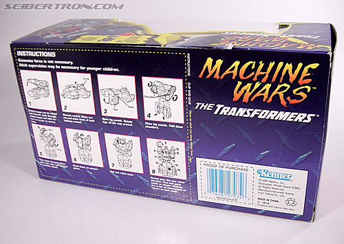 Transformers Machine Wars Soundwave (Image #6 of 61)