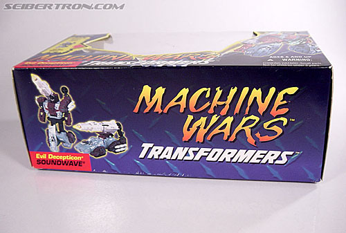 Transformers Machine Wars Soundwave (Image #14 of 61)