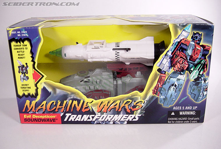 Transformers Machine Wars Soundwave (Image #1 of 61)