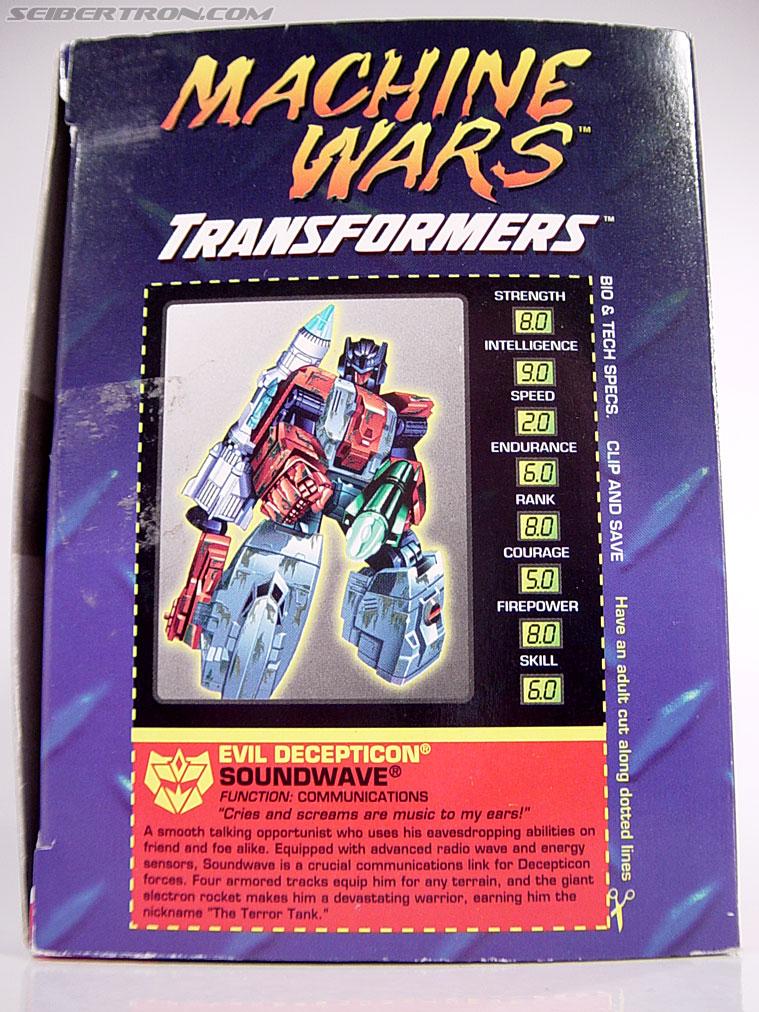 Transformers Machine Wars Soundwave (Image #5 of 61)