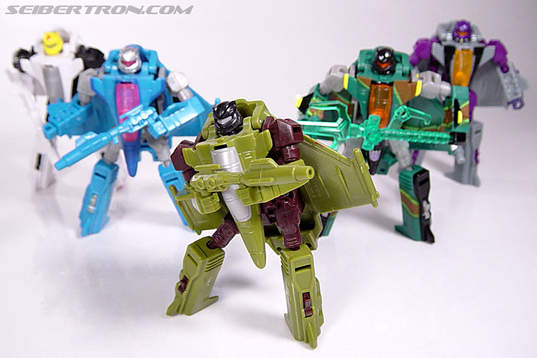 Transformers Machine Wars Thundercracker (Image #36 of 37)