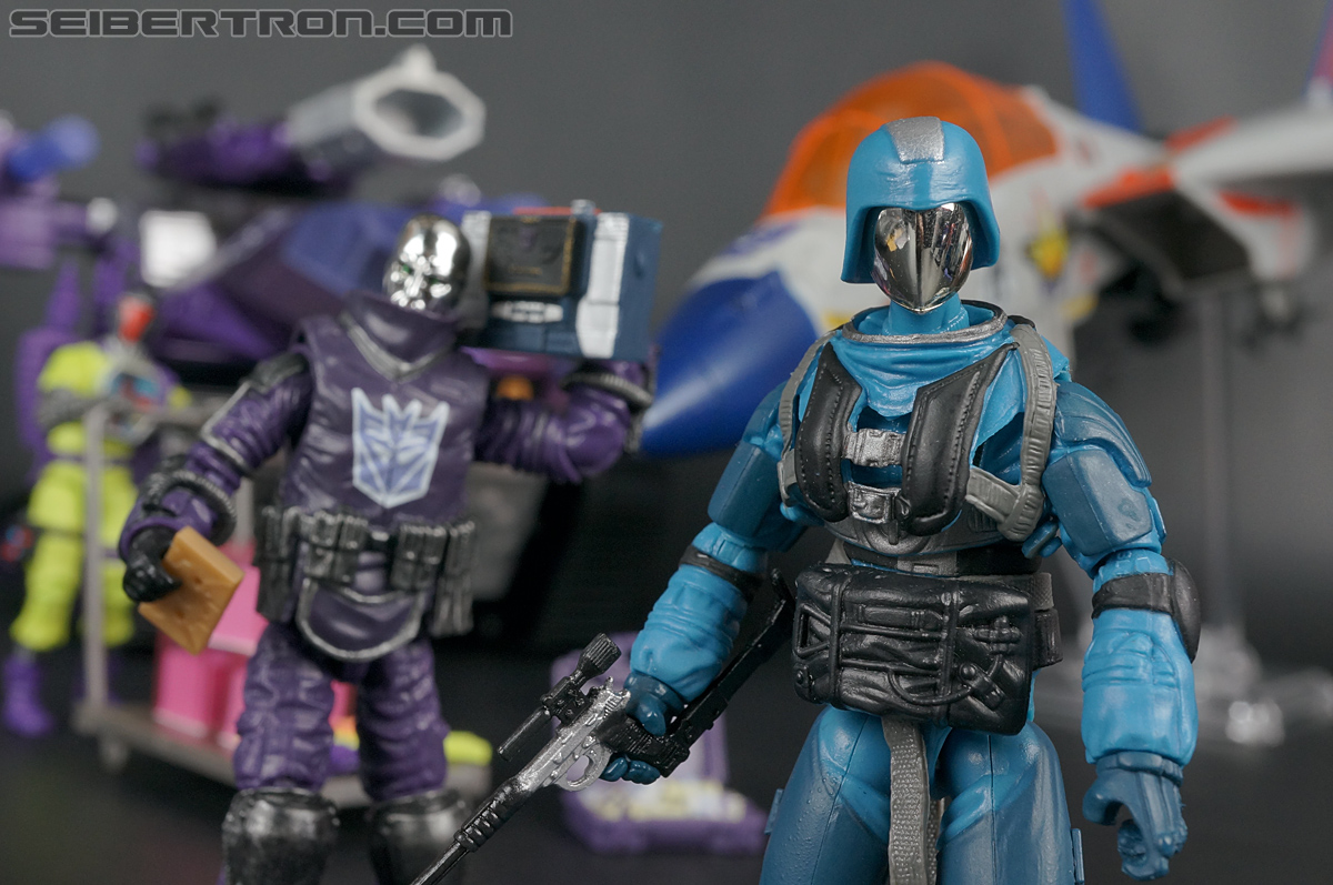 Transformers Comic-Con Exclusives Cobra Commander (Image #123 of 125)
