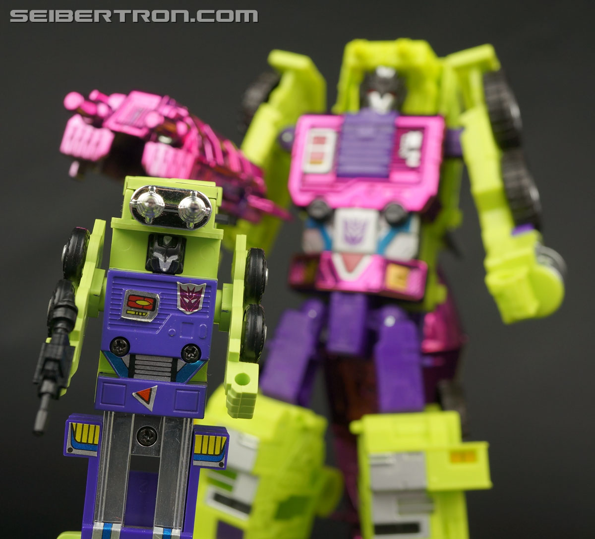 Transformers Comic-Con Exclusives Mixmaster (Image #79 of 95)