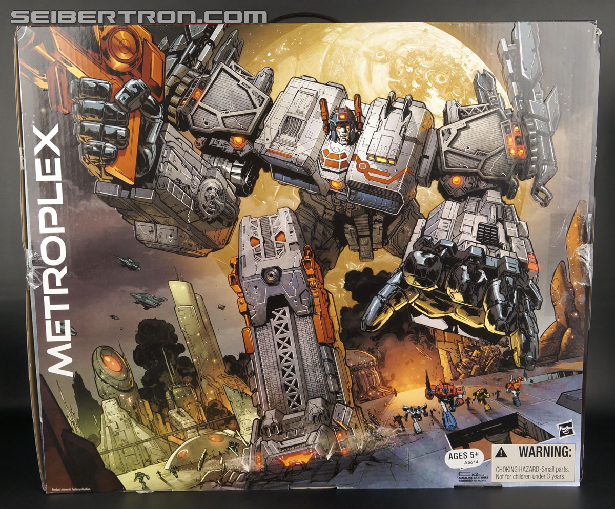 Transformers Comic-Con Exclusives Metroplex (Image #1 of 363)