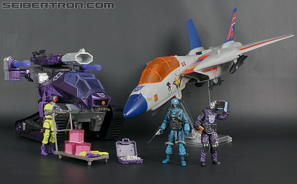 Transformers Comic-Con Exclusives Cobra Commander (Image #117 of 125)