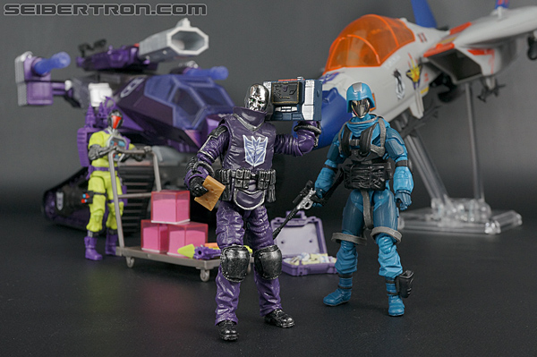Transformers Comic-Con Exclusives Cobra Commander (Image #119 of 125)