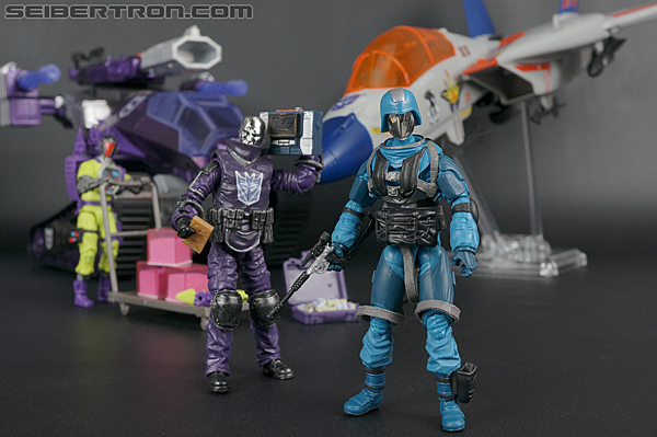 Transformers Comic-Con Exclusives Cobra Commander (Image #120 of 125)