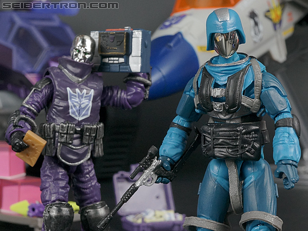 Transformers Comic-Con Exclusives Cobra Commander (Image #122 of 125)