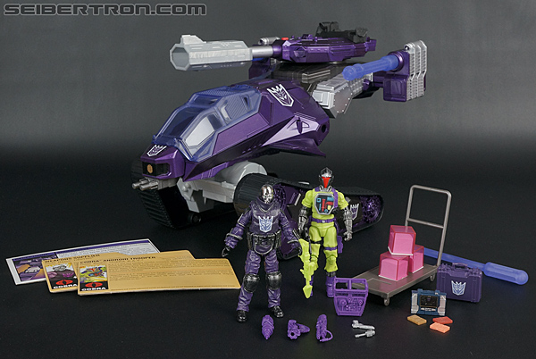 Transformers Comic-Con Exclusives Destro (Image #1 of 111)