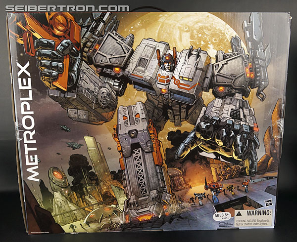 Transformers Comic-Con Exclusives Metroplex (Image #2 of 363)