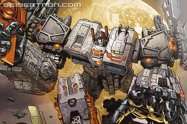 Transformers Comic-Con Exclusives Metroplex (Image #3 of 363)