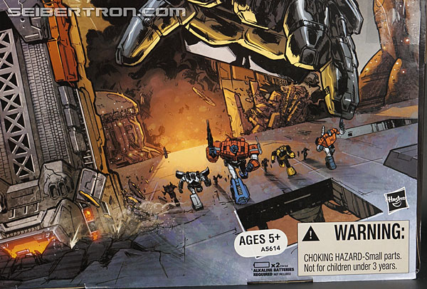 Transformers Comic-Con Exclusives Metroplex (Image #5 of 363)