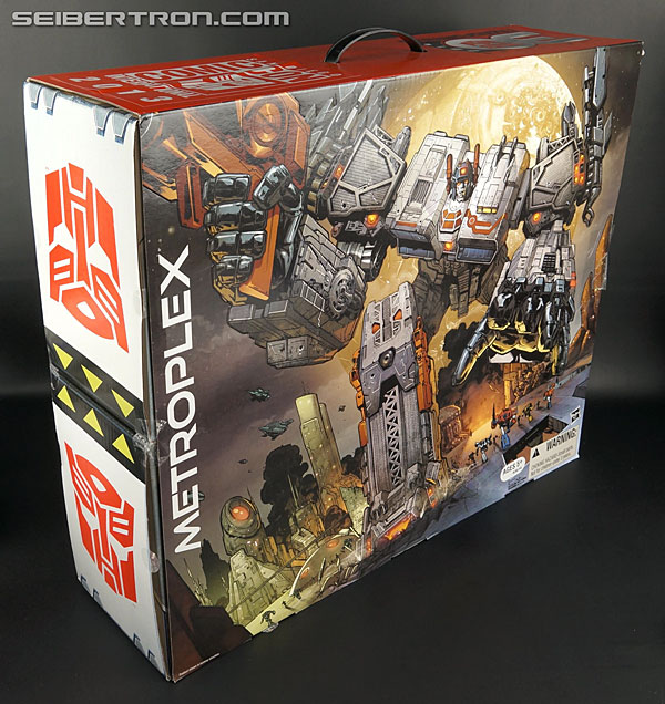 Transformers Comic-Con Exclusives Metroplex (Image #9 of 363)