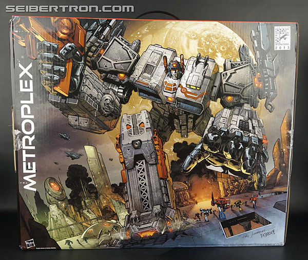 Transformers Comic-Con Exclusives Metroplex (Image #12 of 363)