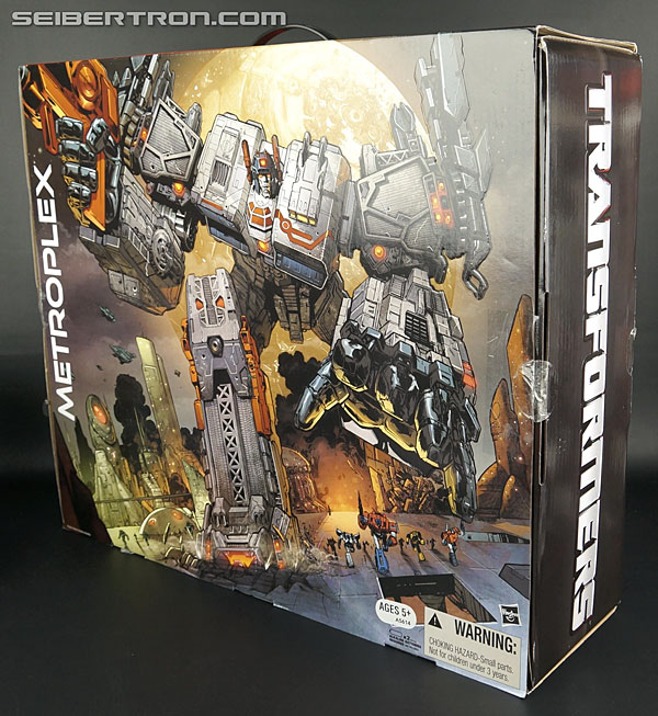 Transformers Comic-Con Exclusives Metroplex (Image #20 of 363)
