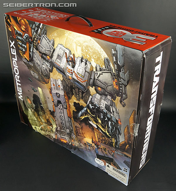 Transformers Comic-Con Exclusives Metroplex (Image #21 of 363)