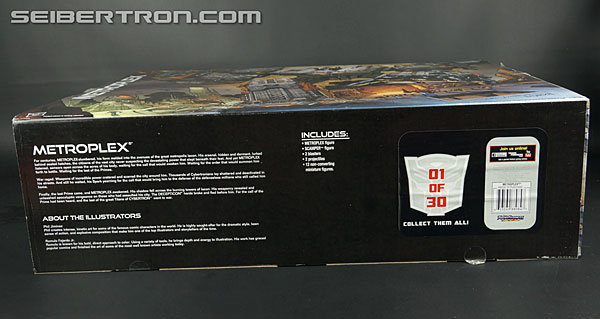 Transformers Comic-Con Exclusives Metroplex (Image #25 of 363)