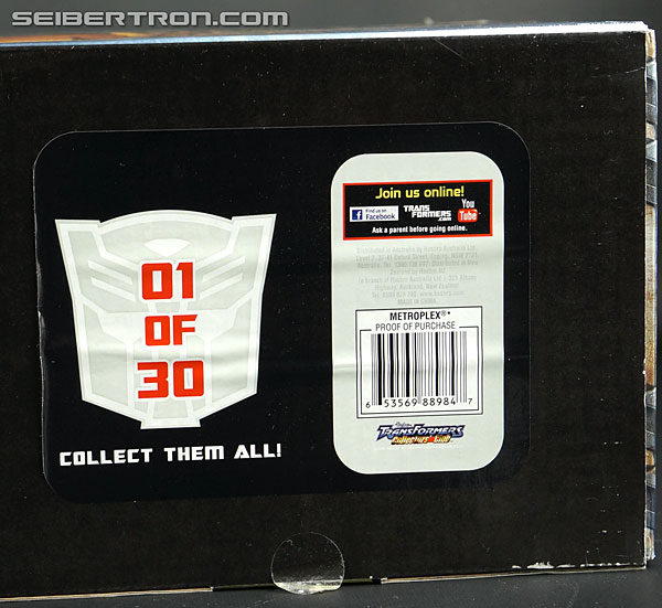Transformers Comic-Con Exclusives Metroplex (Image #26 of 363)