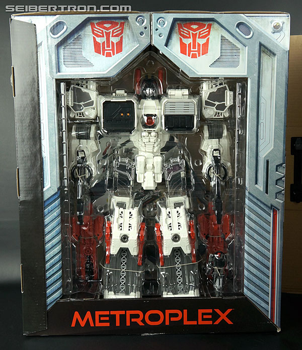 Transformers Comic-Con Exclusives Metroplex (Image #28 of 363)