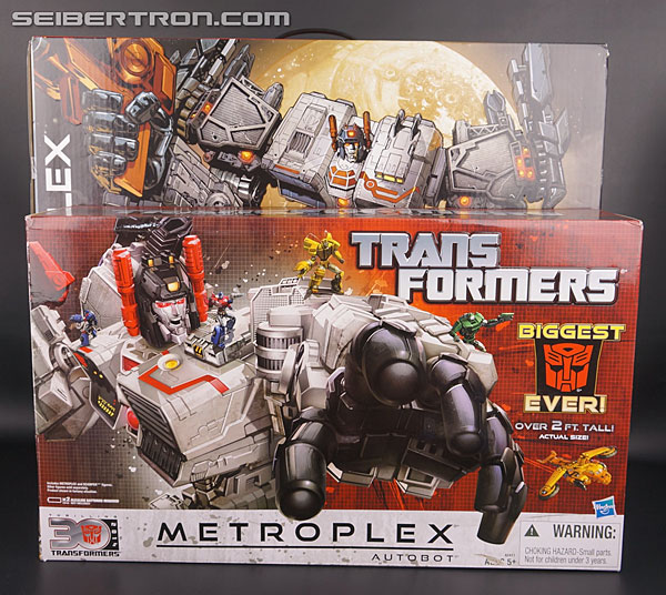 Transformers Comic-Con Exclusives Metroplex (Image #29 of 363)