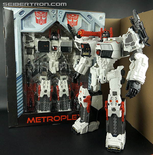 Transformers Comic-Con Exclusives Metroplex (Image #35 of 363)