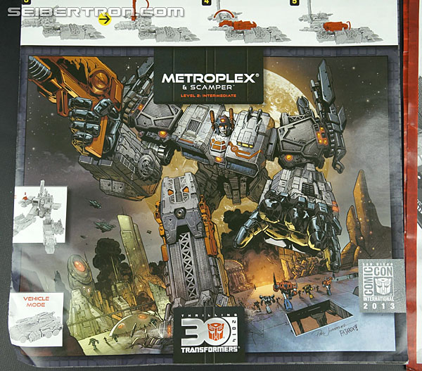 Transformers Comic-Con Exclusives Metroplex (Image #37 of 363)