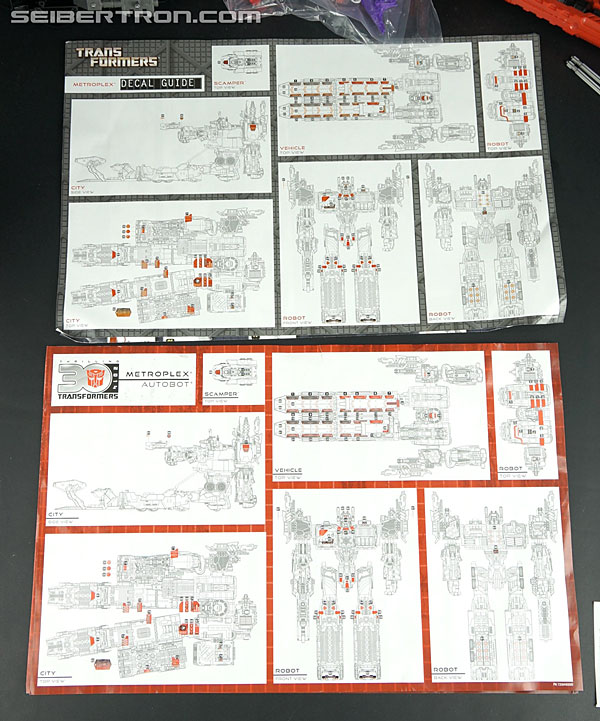 Transformers Comic-Con Exclusives Metroplex (Image #39 of 363)