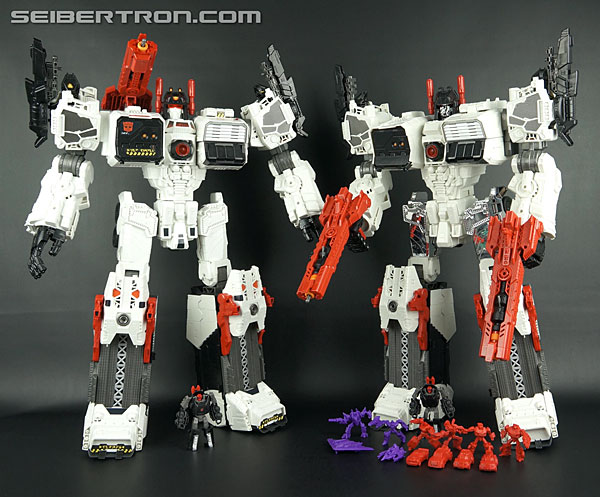 Transformers Comic-Con Exclusives Metroplex (Image #45 of 363)