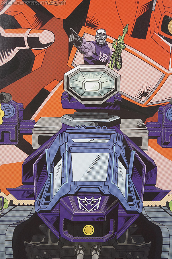 Transformers Comic-Con Exclusives Shockwave H.I.S.S. Tank (Image #2 of 227)