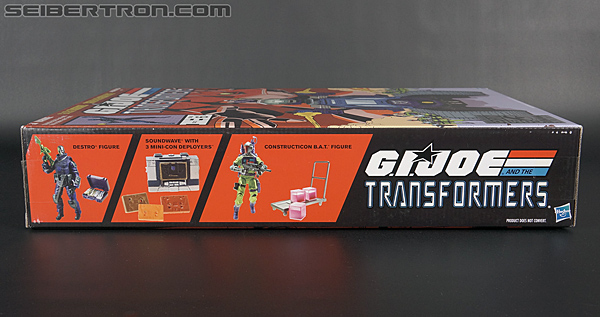 Transformers Comic-Con Exclusives Shockwave H.I.S.S. Tank (Image #16 of 227)