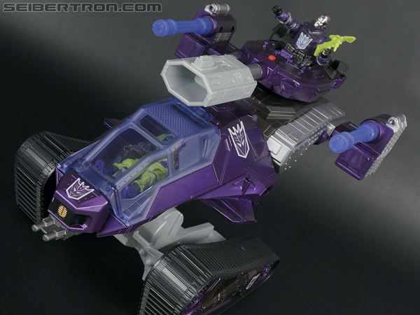 Comic-Con Exclusives Shockwave H.I.S.S. Tank gallery