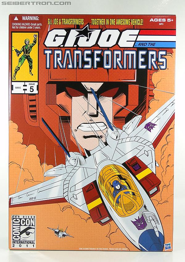 Transformers Comic-Con Exclusives Starscream Skystriker (Image #1 of 173)