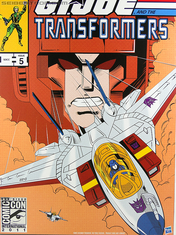 Transformers Comic-Con Exclusives Starscream Skystriker (Image #2 of 173)