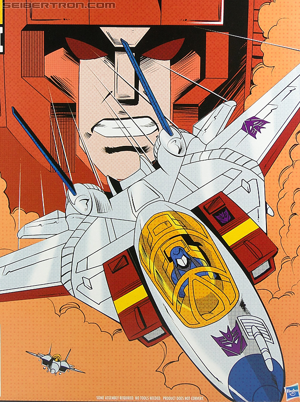 Transformers Comic-Con Exclusives Starscream Skystriker (Image #3 of 173)