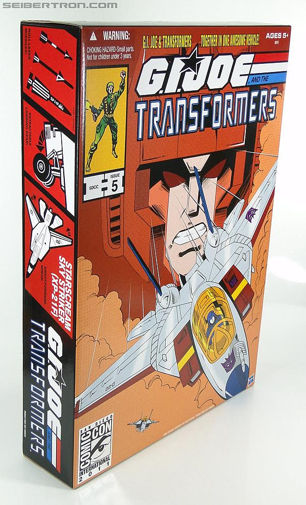 Transformers Comic-Con Exclusives Starscream Skystriker (Image #12 of 173)