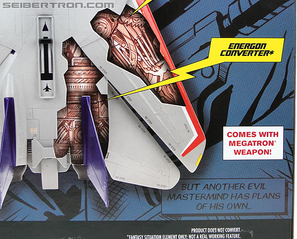 Transformers Comic-Con Exclusives Starscream Skystriker (Image #18 of 173)
