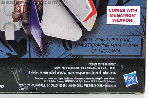 Transformers Comic-Con Exclusives Starscream Skystriker (Image #19 of 173)