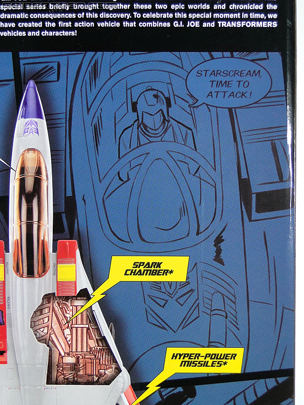 Transformers Comic-Con Exclusives Starscream Skystriker (Image #22 of 173)