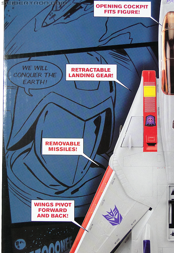 Transformers Comic-Con Exclusives Starscream Skystriker (Image #23 of 173)