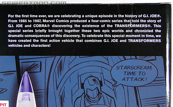 Transformers Comic-Con Exclusives Starscream Skystriker (Image #25 of 173)