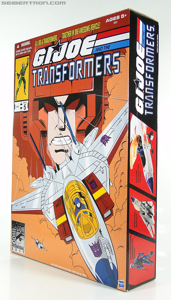 Transformers Comic-Con Exclusives Starscream Skystriker (Image #28 of 173)
