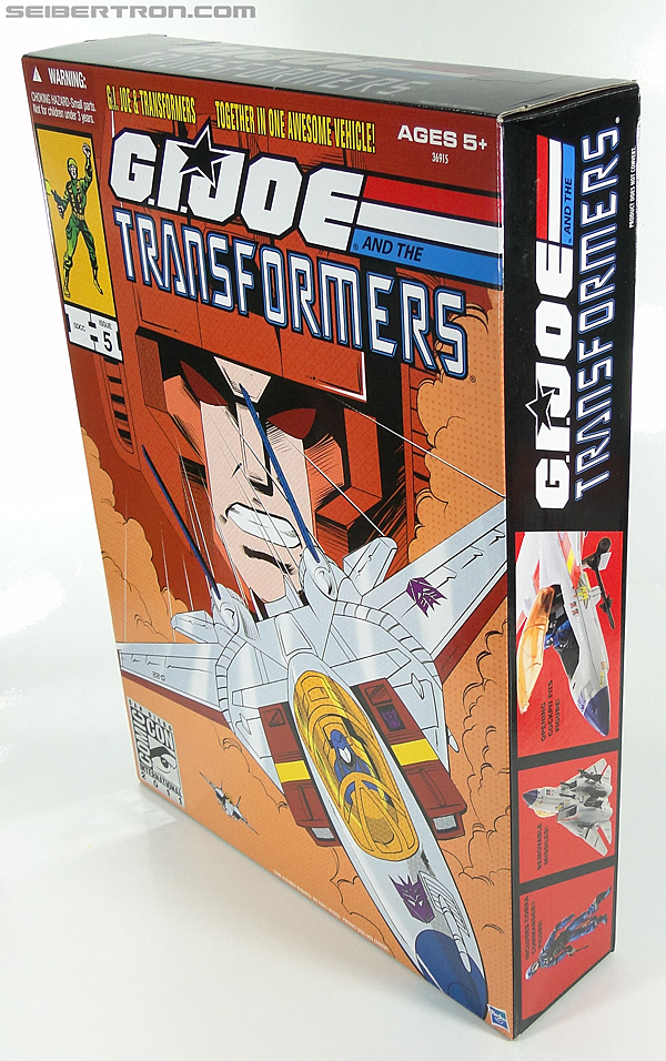 Transformers Comic-Con Exclusives Starscream Skystriker (Image #29 of 173)