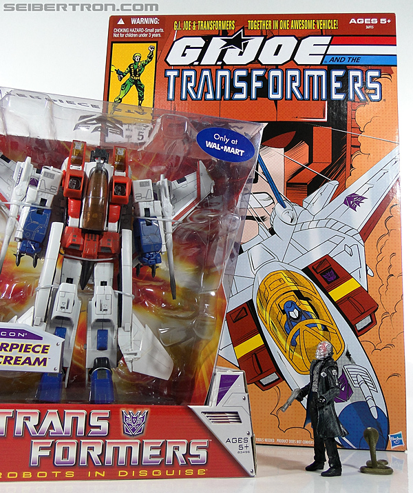 Transformers Comic-Con Exclusives Starscream Skystriker (Image #40 of 173)