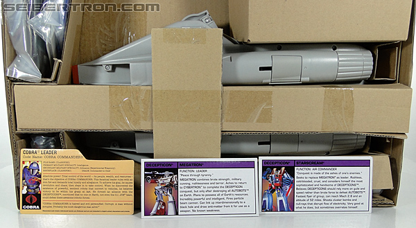 Transformers Comic-Con Exclusives Starscream Skystriker (Image #45 of 173)