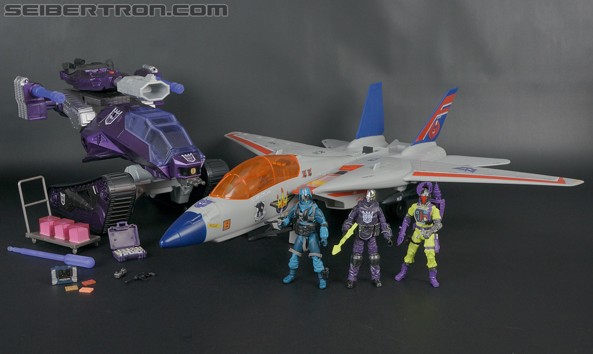 Transformers Comic-Con Exclusives Shockwave H.I.S.S. Tank (Image #226 of 227)