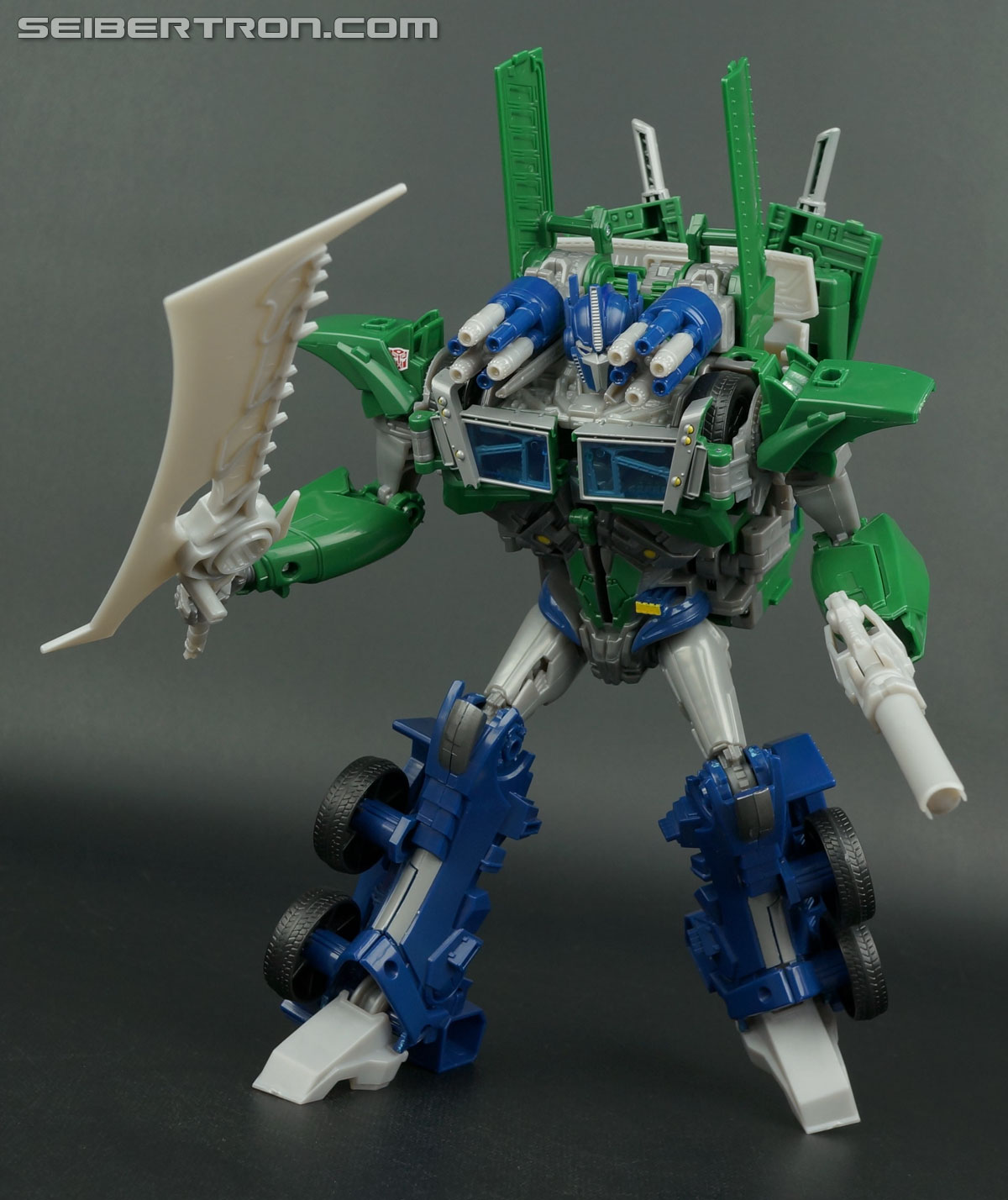 Transformers Prime Beast Hunters Beast Tracker Optimus Prime (Image #135 of 179)