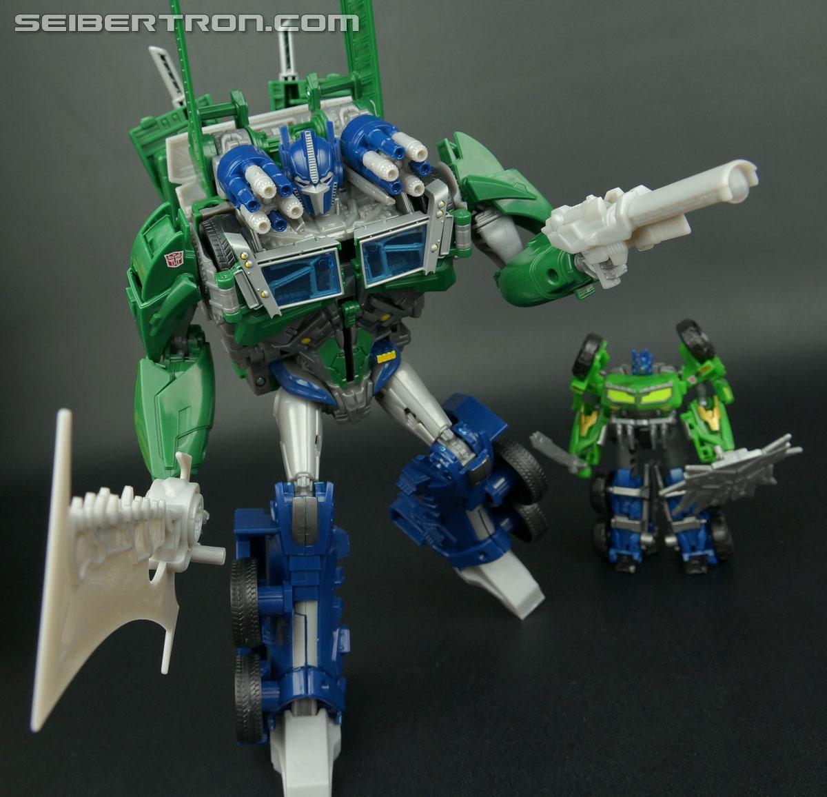 Transformers Prime Beast Hunters Beast Tracker Optimus Prime (Image #172 of 179)