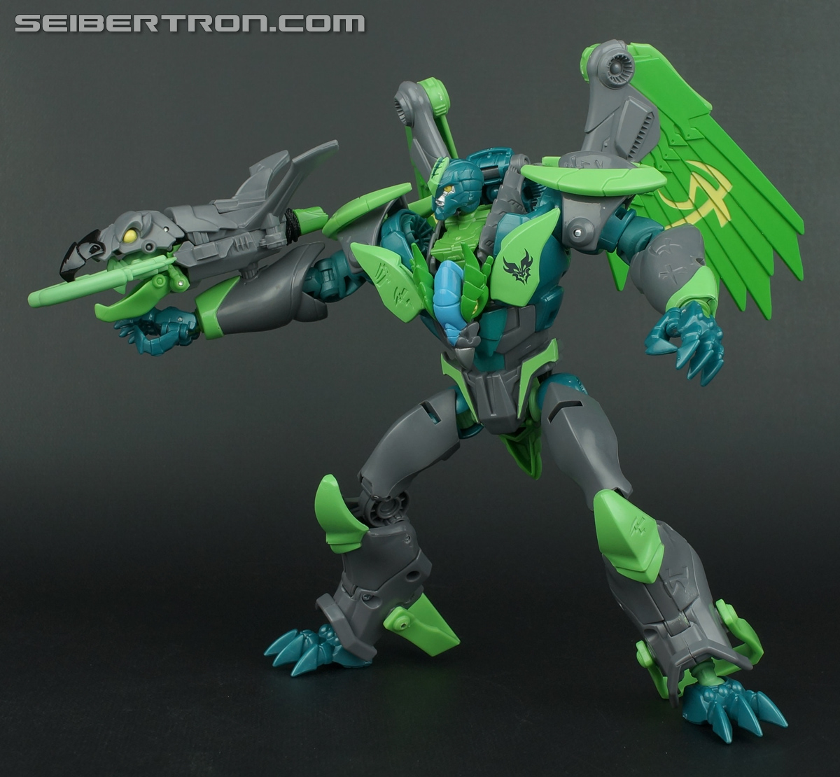 Transformers Prime Beast Hunters Grimwing (Image #157 of 204)